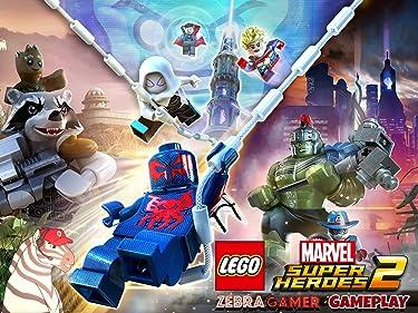 Clip: Lego Marvel Super Heroes 2 Gameplay - Zebra Gamer