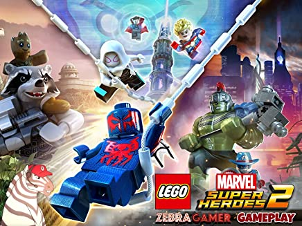 Clip: Lego Marvel Super Heroes 2 Gameplay - Zebra Gamer