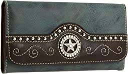Texas Star Wallet