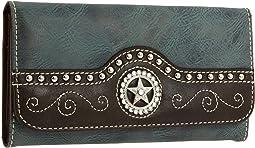 M&F Western - Texas Star Wallet