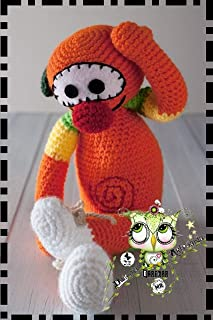 MAC, MEC,MIC AMIGURUMI PERSONALIZABLE ( Bebé, crochet,