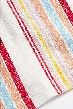 Snow White Bruel Stripes Verti