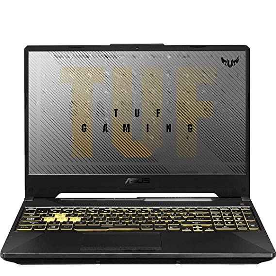 Asus TUF F15 FX566LU-HN222TS I7-10870H/ GTX1660Ti-6GB/ 8G+8G/ 1T SSD/ 15.6 FHD-144hz/ RGB Backlit/ WIFI6/ 90Wh/ WIN10/ MSO H&S 2019/ Fortress Gray/