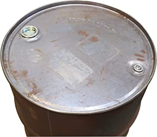 Vogelzang US DR55 55 Gallon Drum for Barrel Camp Stove Kit