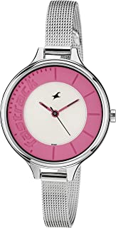 Fastrack Analog Multi-Color Dial Women's Watch -NK6122SM01
