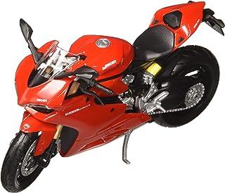 مايستو دوكاتي 1199 دراجة نارية بانيجال مقياس 1:12