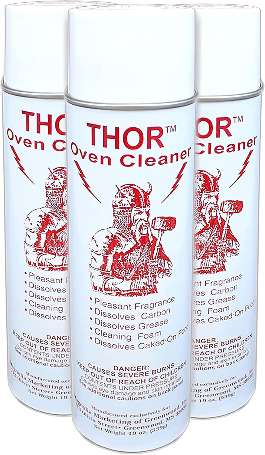 Quality inspection Thor Oven Cleaner 3 Oz. Cans - Ranking TOP19 19