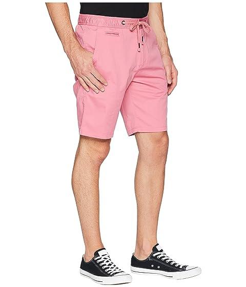 elásticos Malibu Vintage True elástico Vintage cordón Pantalones cortos con gwn557