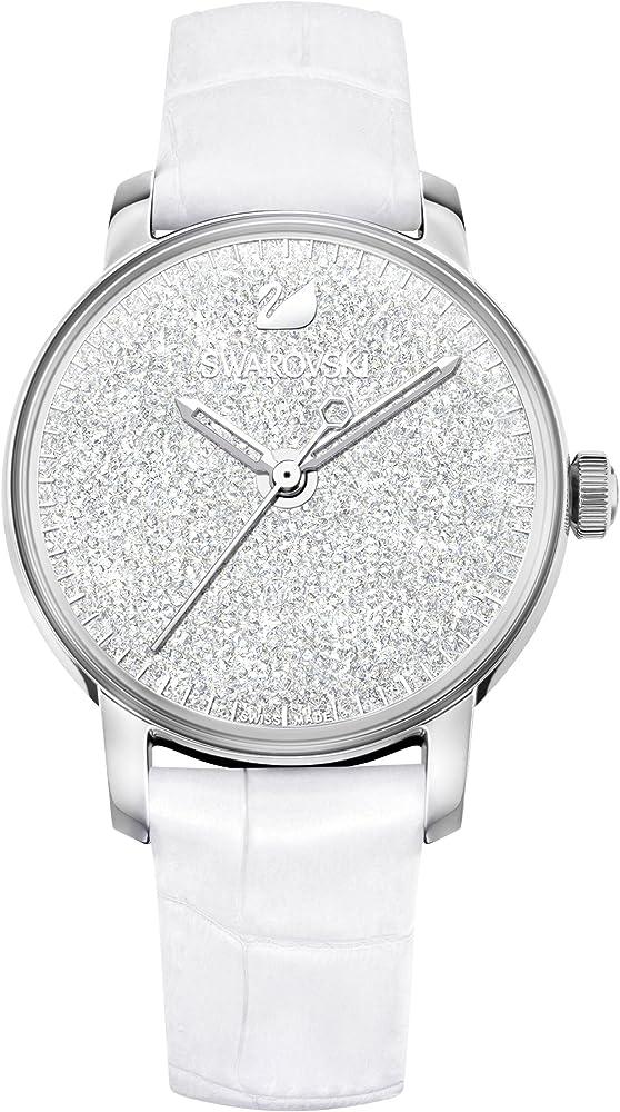 Swarovski orologio crystalline hours da donna in acciaio inossidabile 5295383