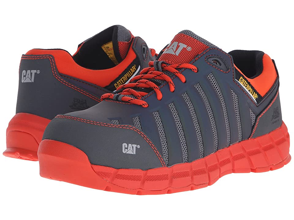 Caterpillar Chromatic Composite Toe (Medium Charcoal) Men