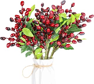 Best holly berry stems Reviews