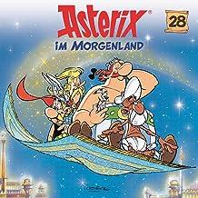 Asterix - CD. Hörspiele / 28: Asterix im Morgenland: Folge 28