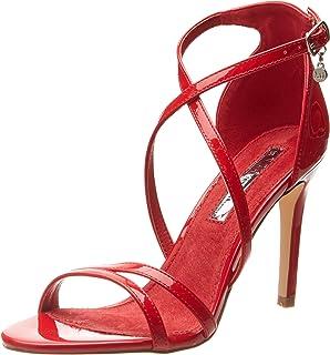 XTI 32046, Zapatos con Tira de Tobillo para Mujer