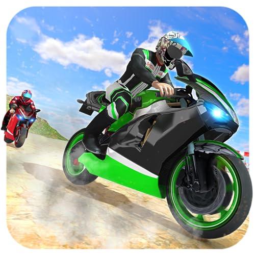 Extreme Moto Racer: Fun Bike Simulator 2018