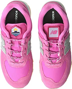 5223f643b0 Girls New Balance Sneakers & Athletic Shoes + FREE SHIPPING | Zappos.com