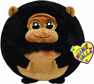 Ty Beanie Ballz Tank Gorilla 8