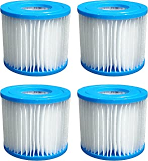 15 Sq Ft Portable Spa Filter for Canadian Spa Company portable spas - 4pk