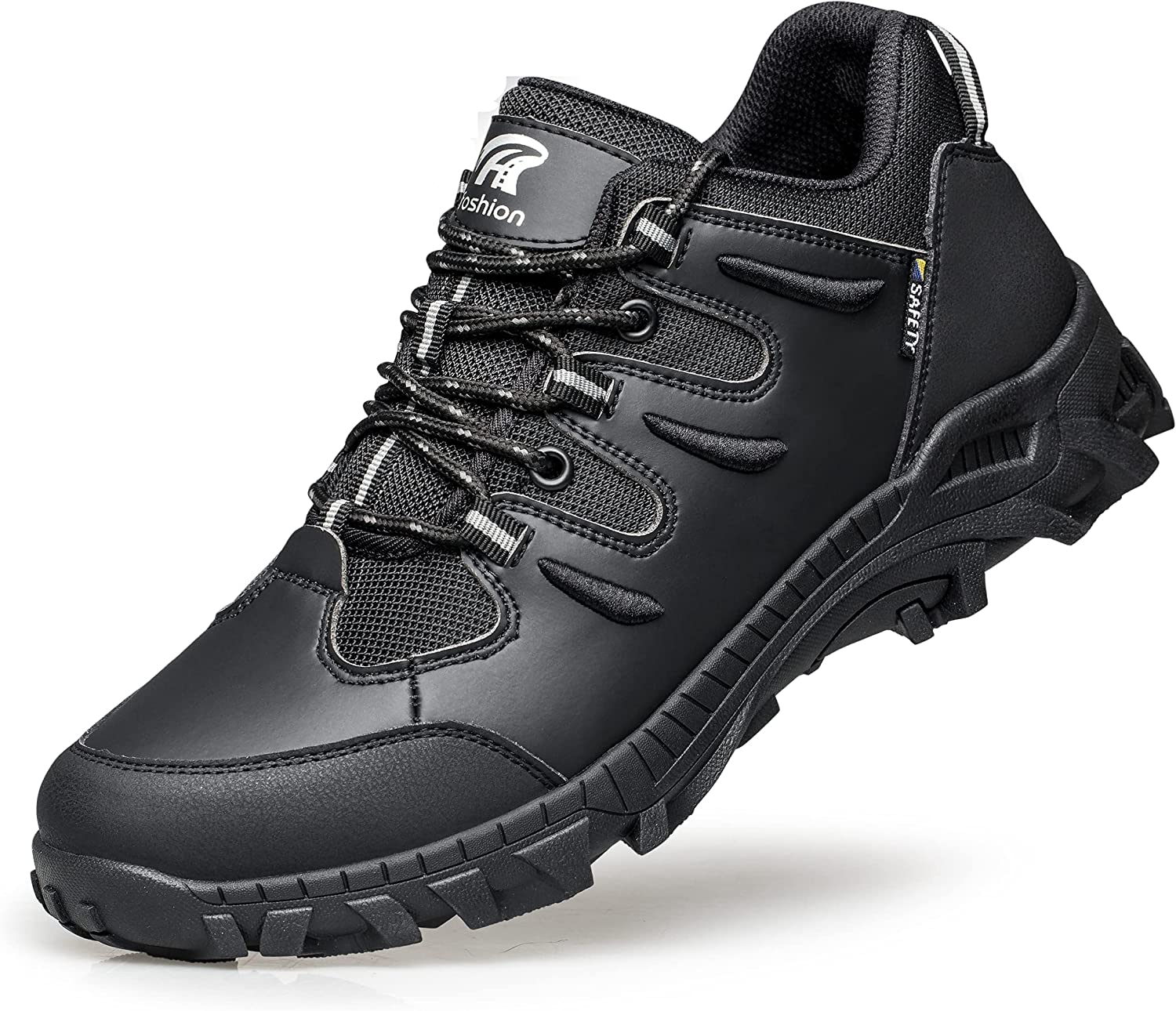 Steel Toe Safety ! Super beauty product restock quality top! Work Shoes for sale Puncture Non Men Breathable Slip