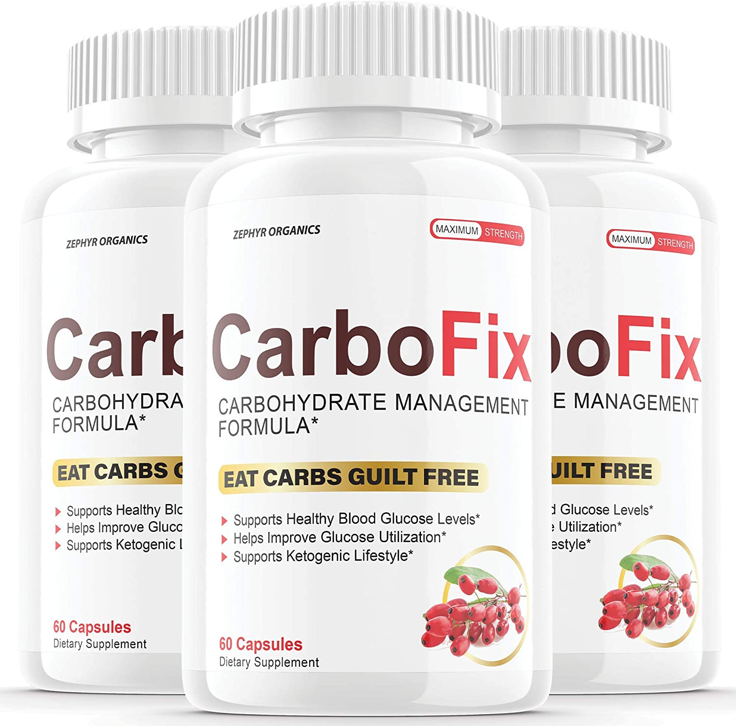 3 Pack Carbofix Max Jacksonville Mall 68% OFF Weight Loss Gold Tea Reviews Supplement Pills