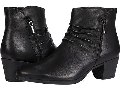 Munro Elliot (Black Leather) Women