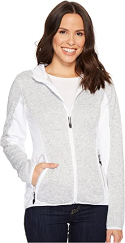 Roper - 1465 Grey Melange Sweater Jacket