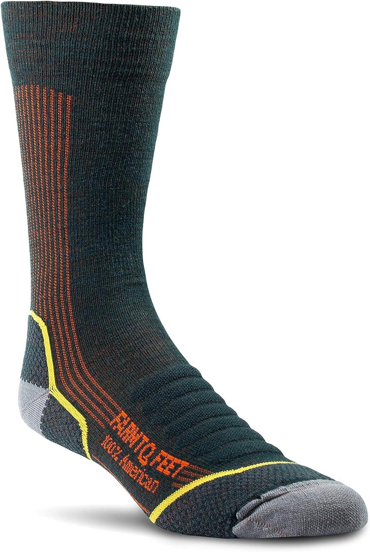 Farm to Feet Damascus Lightweight Wool Selling and selling Crew Translated Socks Merino