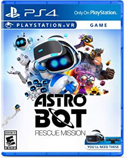 ASTRO Bot Rescue Mission - PlayStation VR