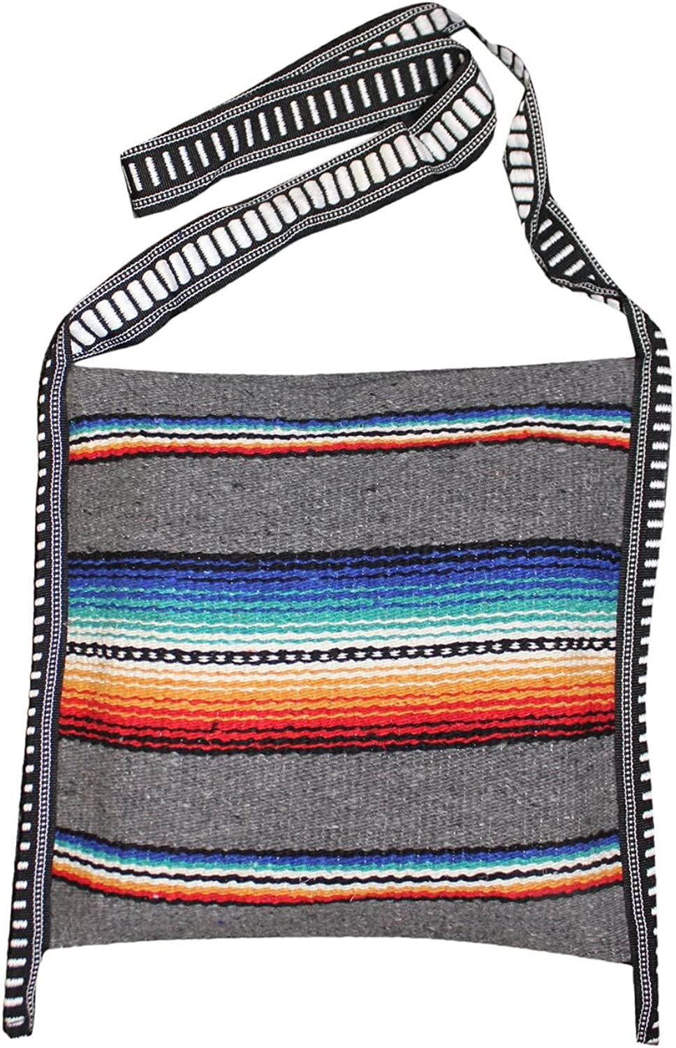 Mexican Style Falsa Blanket Tote Bag Messenger