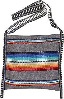 Mexican Style Falsa Blanket Tote Bag Messenger