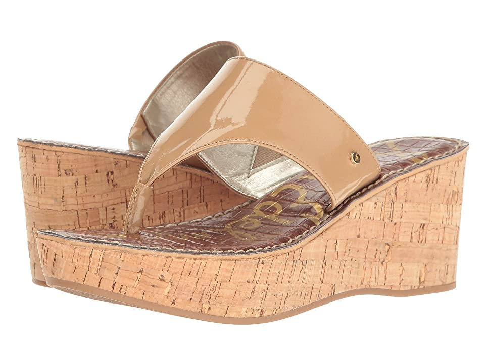 158c87d35239eb Sam Edelman Rose (Almond) Women s Wedge Shoes - 3915193 10 M by Sam Edelman