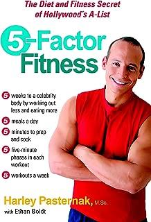 five factor fitness workout plan