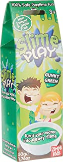 Gelli Baff 5222 Slime Play Powder, 50 g, Green