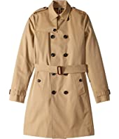 Burberry Kids - Bradley Quilt Coat (Little Kids/Big Kids)