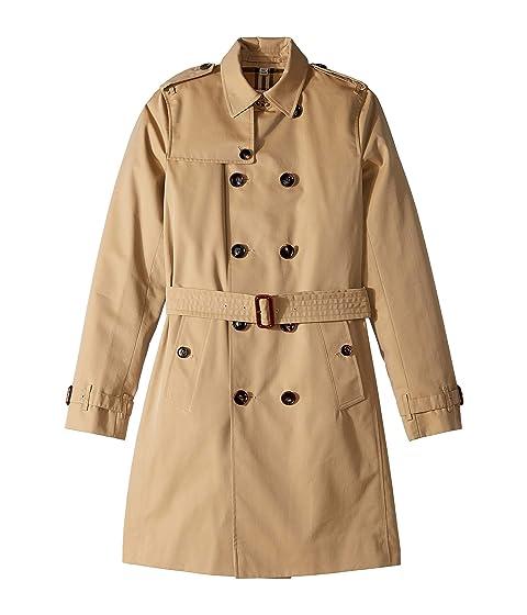 Burberry Kids Bradley Quilt Coat (Little Kids/Big Kids)
