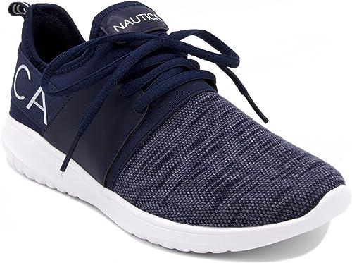 Nautica femmes Fashion paniers Lace-Up Jogger FonctionneHommest chaussures-Kappil-Navy chaussures-Kappil-Navy Knit-7.5  vente discount en ligne