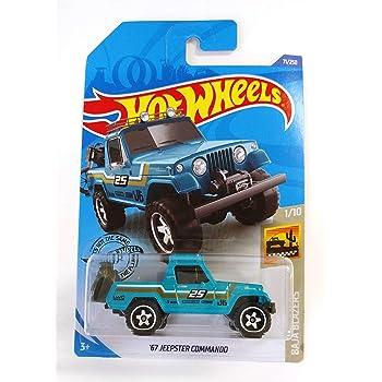 Hot Wheels 2019 Sandivore Baja Blazers Green 41//250 Long Card by Mattel