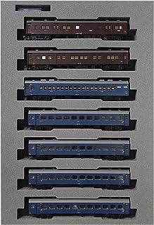 KATO Nゲージ 10系夜行急行「だいせん」 7両増結セット 10-1450 鉄道模型 客車