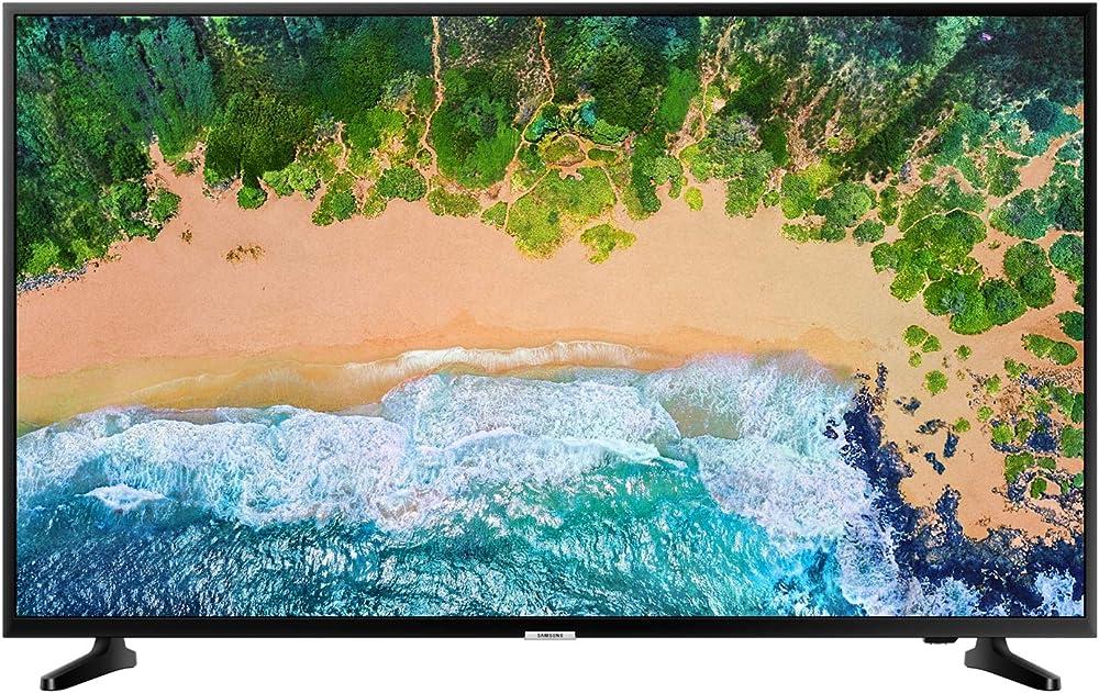 Samsung smart tv 65 pollici tv led ultra hd 4k  s.operativo tizen UE65NU7092