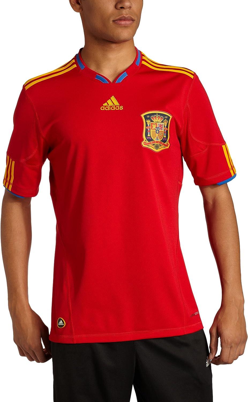 adidas Spain 2010 Jersey