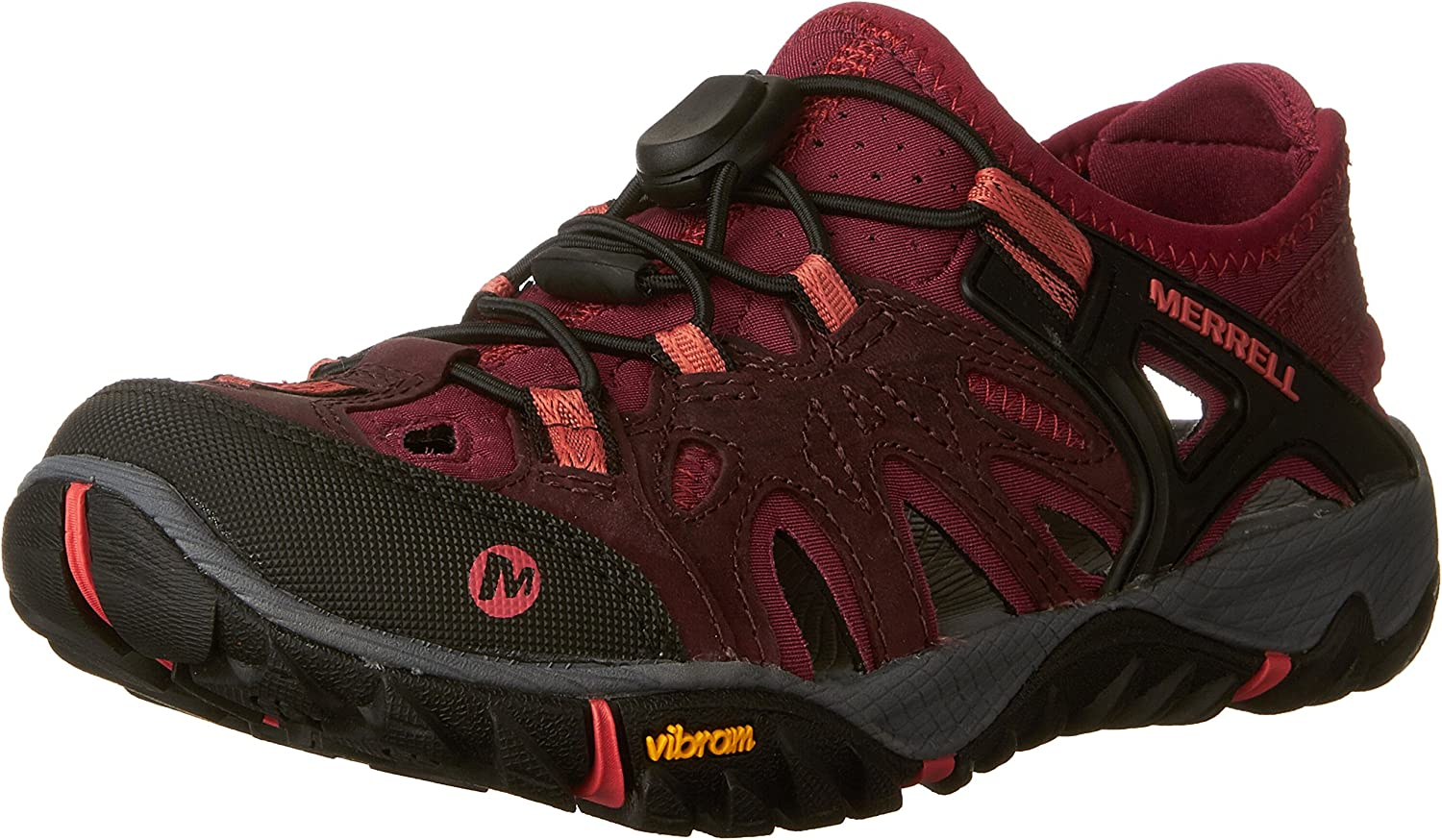 Merrell Womens All Out Blaze Sieve Sneakers