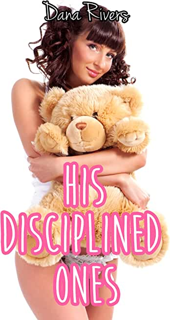 His Disciplined Ones BUNDLE (Taboo Age Play Menage Erotic Romance) (English Edition)