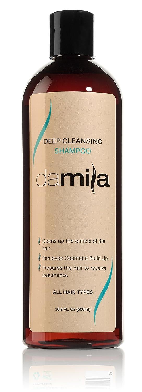 Damila Deep Cleansing Shampoo latest trend rank - For Clarifying All Hair
