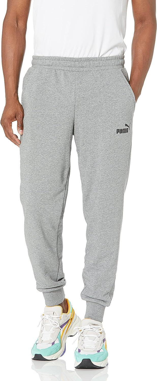 PUMA Men's Essentials Pants Super sale period limited Max 40% OFF Logo