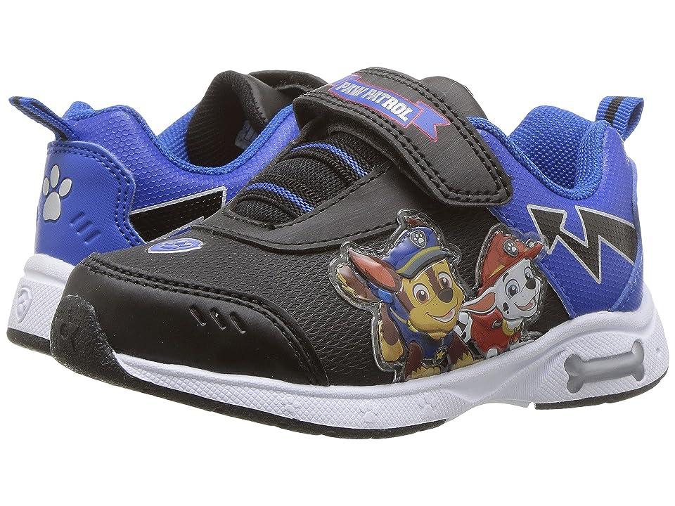Josmo Kids Paw Patrol Lighted Sneaker (Toddler/Little Kid) (Black/Blue) Boys Shoes