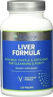 Vita Logic Liver Formula, 120 Count