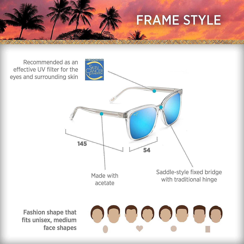 Maui Jim Westside Cat-Eye Sunglasses