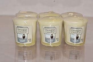شمعة Yankee Candle Tahitian Nights مجموعة من 6 شموع نذور العينات 50 مل