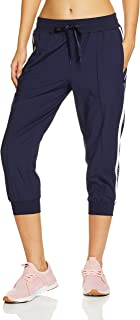Lorna Jane Women's Broadwalk Active 3/4 Pants,Blue Ink