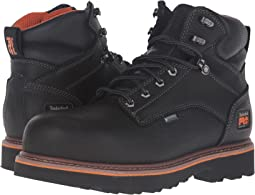"Timberland PRO Ascender 6"" Alloy Safety Toe Waterproof Boot"