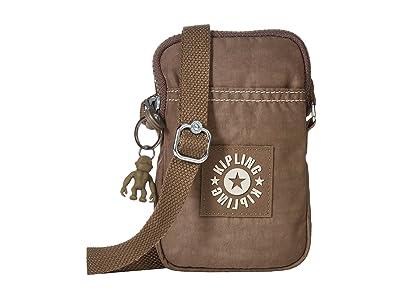 Kipling Daly Crossbody (Soft Earthy Beige) Cross Body Handbags